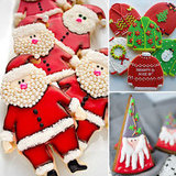 Treats For Santa: 13 Sweet Christmas Cookies