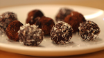 Healthy Holiday: Delicious Raw Chocolate Truffle