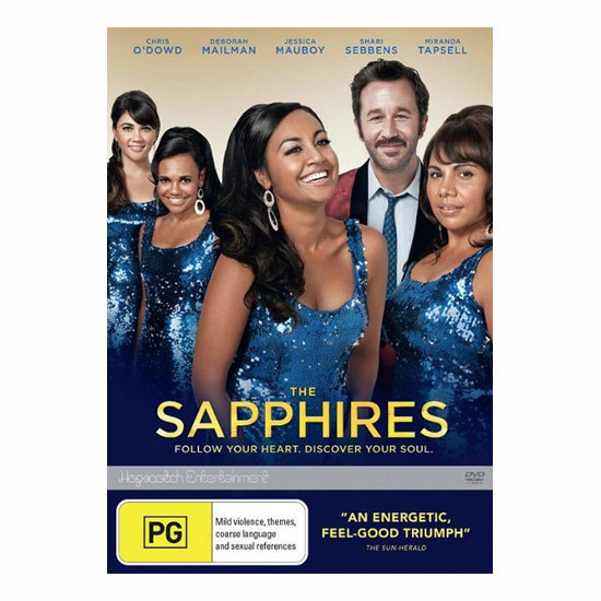 The Sapphires, $24.99