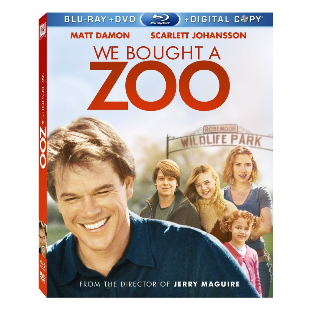 We Bought a Zoo (PG)