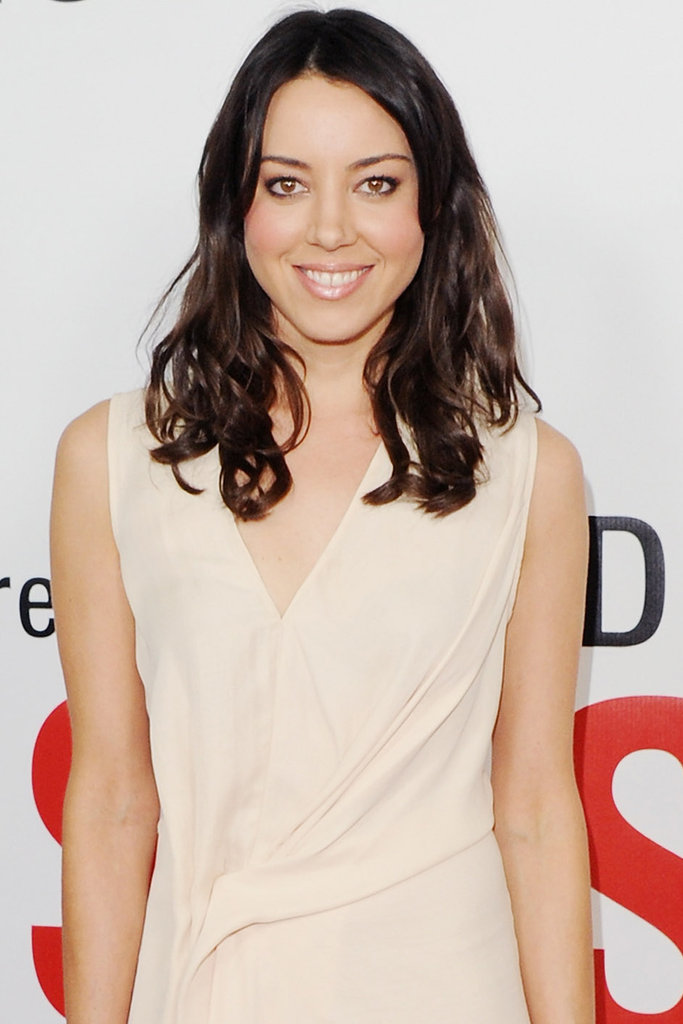 In an interview with The Guardian, Aubrey Plaza said she's starring in Life After Beth, a zombie comedy with John C. Reilly.