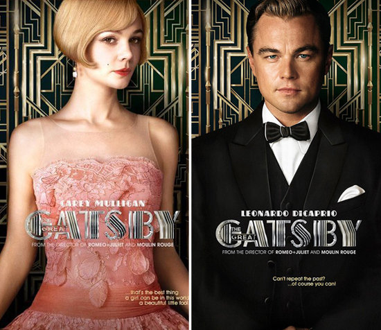 See Leo, Carey, and More in The Great Gatsby Character Posters