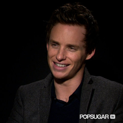 Eddie Redmayne Les Miserables Video Interview