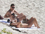 Jamie Hince enjoyed taking photos of his bikini-wearing wife, Kate Moss.