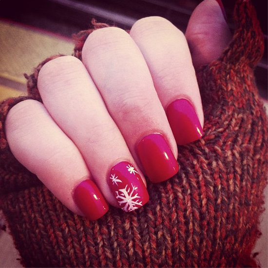 11 Clever Holiday Nail Art Ideas to Try