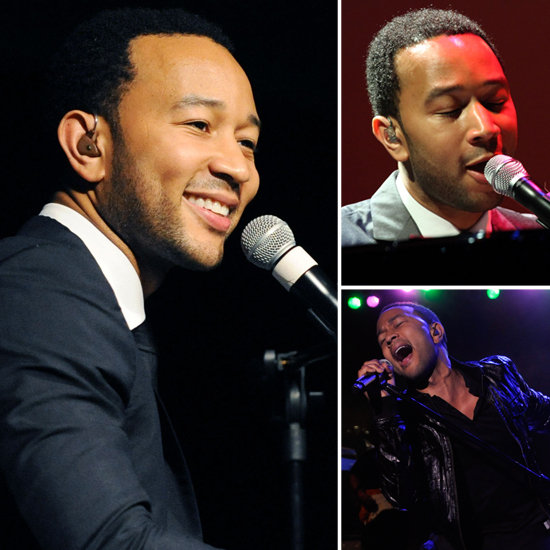 Love and Sex According to John Legend