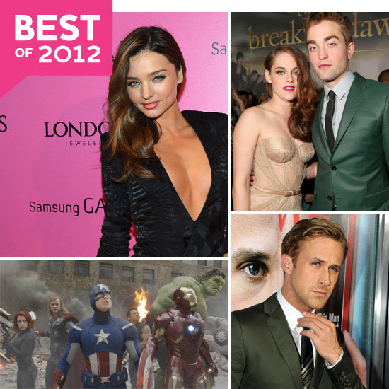 Best of 2012: Readers' Choices!