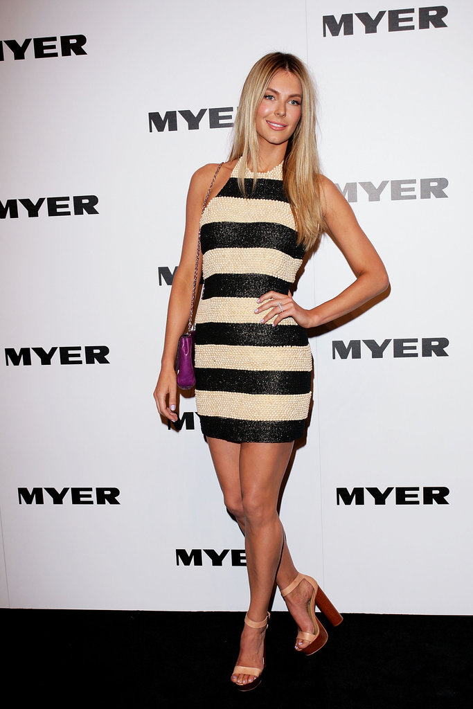 August 2011: Myer Spring/Summer 2012 fashion launch