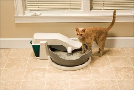 PetSafe Simply Clean Continuous-Clean Litter Box