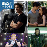 2012 Sugar Awards: Your Movie Favorites