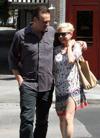 Favorite New Couple: Michelle Williams and Jason Segel