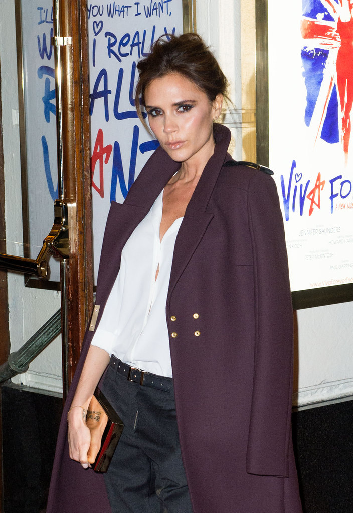 Favorite Social Media Star: Victoria Beckham