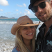 Jessica Simpson shared a vacation photo of herself and fiancé Eric Johnson during their trip to Hawaii. 