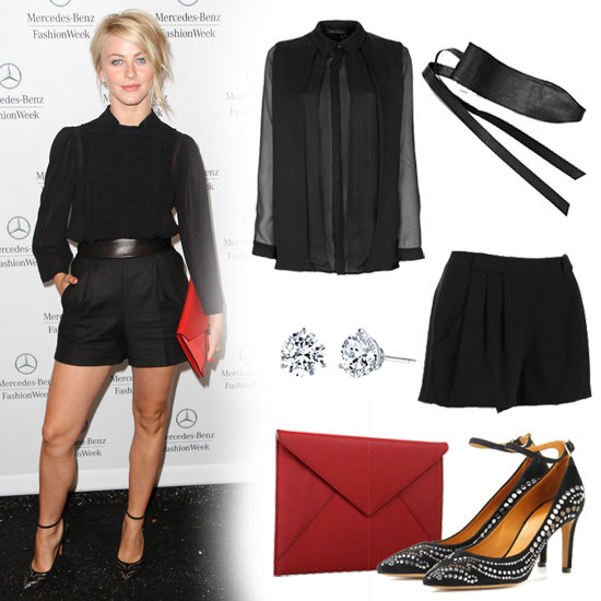 New Year's Eve Outfit Ideas (Celebrity)