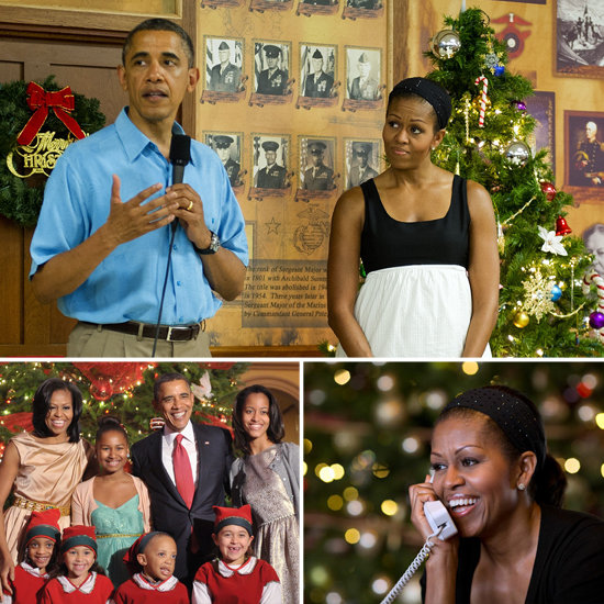 The Obamas Celebrate Christmas in Hawaii: See All the First Family Festivities!