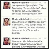 @SeinfeldToday Brings Jerry and Crew Into the 21st Century