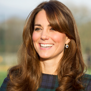Watch How to Cut Yourself a Fringe Like Kate Middleton's
