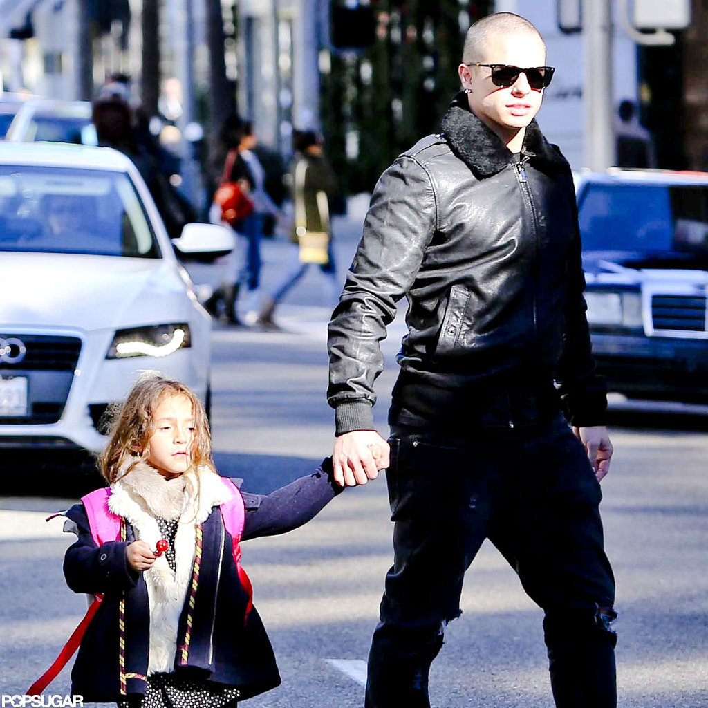 J Lo Preps to Kick Off the New Year With Jason Statham