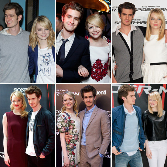 Most Stylish Couple: Emma Stone and Andrew Garfield