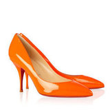 Best Bright Heels For Winter 2013