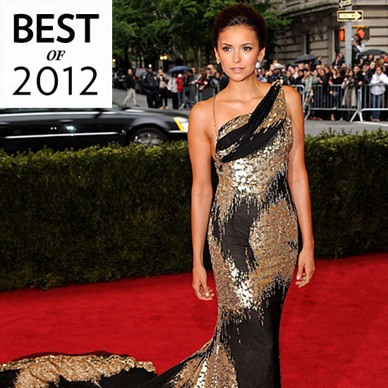 Fashion Breakout Star in 2012: Nina Dobrev