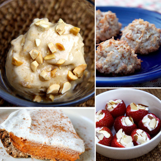 From Cookies to Good-For-You Cakes: Our Favorite Healthy Desserts