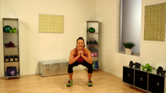 One-Minute Challenge: Squats