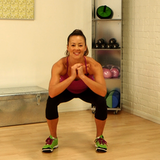 One-Minute Fitness Challenge: Squats