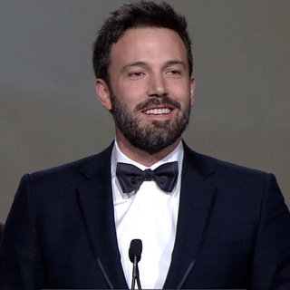 Ben Affleck 2013 Palm Springs Film Festival Speech (Video)