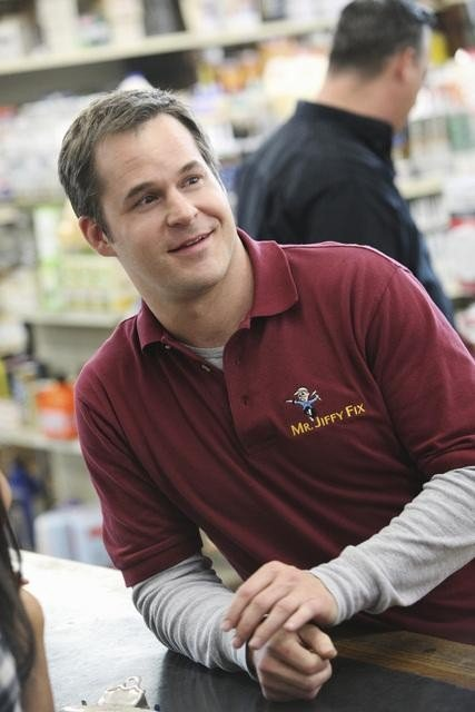 Kyle Bornheimer in Family Tools.