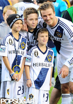 48. David Beckham Retires From MLS
