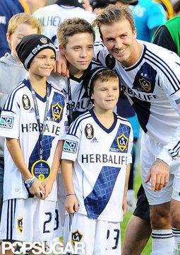 48. David Beckham Retires From MLS