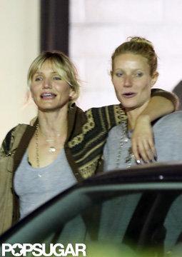 54. Cameron and Gwyneth Turn 40