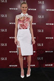 Kate looked pretty in Preen at a promotional event for SK-II skincare in Sydney in October 2011.