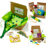 For the Eco Tot: Green Kid Crafts