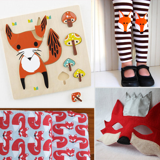Wild Things! 15 Cool Fox Finds Just For Kids
