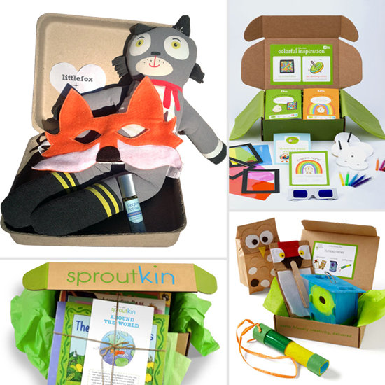 Kids Subscription Services Pinterest in a box? Genius!