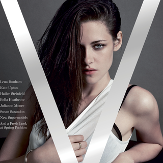 Video: Kristen Stewart Pictures & Interview In V Magazine