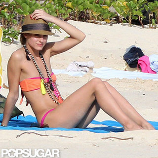 Olivia Palermo in a Bikini at a Nude Beach | Pictures