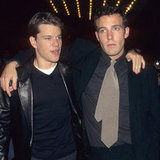 Interview: Matt Damon & Ben Affleck Talk Good Will Hunting