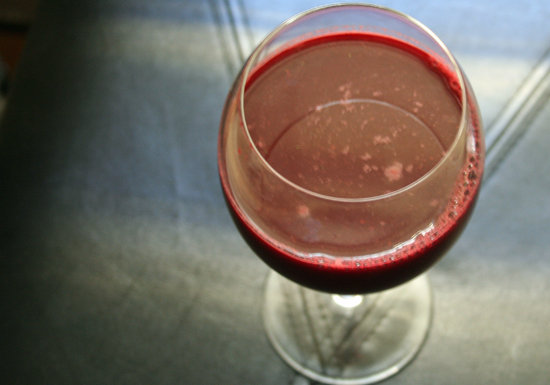 Winter Beet Juice