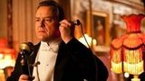 The Earl of Grantham finally masters the telephone in season three.