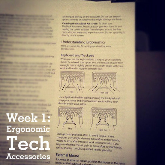 Our Resolutionary New Year: Better Tech Ergonomics