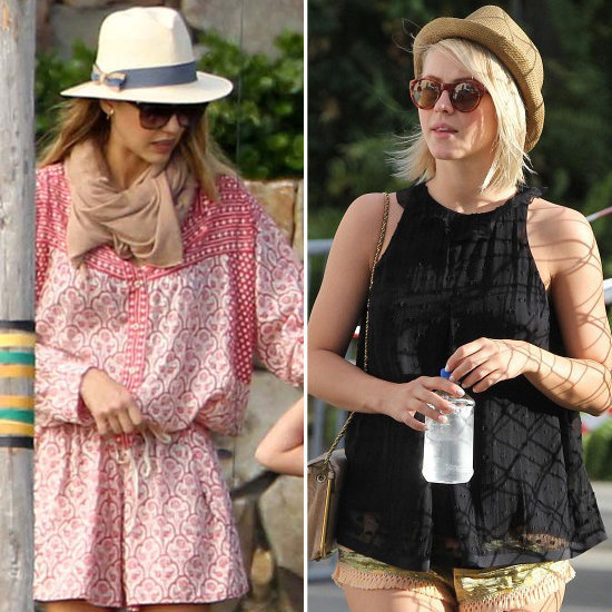 These celebs have ample inspiration for your next getaway wardrobe.