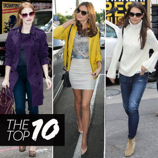 Best Celebrity Style | Jan. 4, 2012