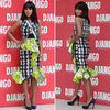 Kerry Washington at Django Unchained Rome Photocall