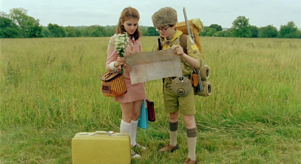 Sam and Suzy, Moonrise Kingdom