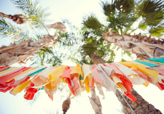 Colorful DIY Garland