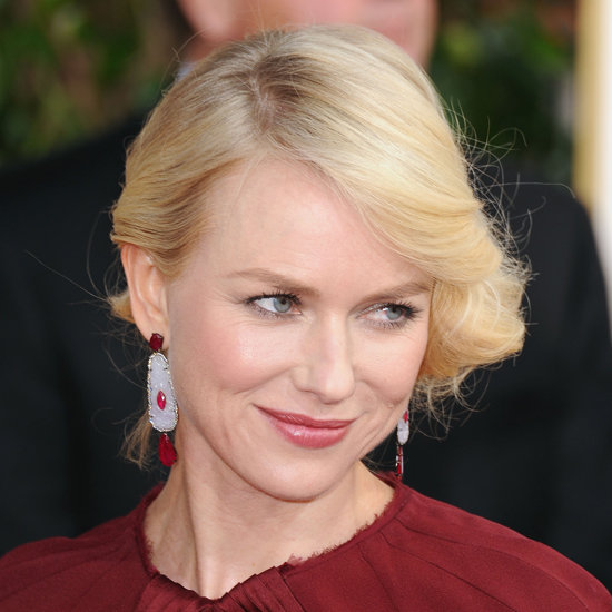 Naomi Watts | Golden Globes Hair 2013