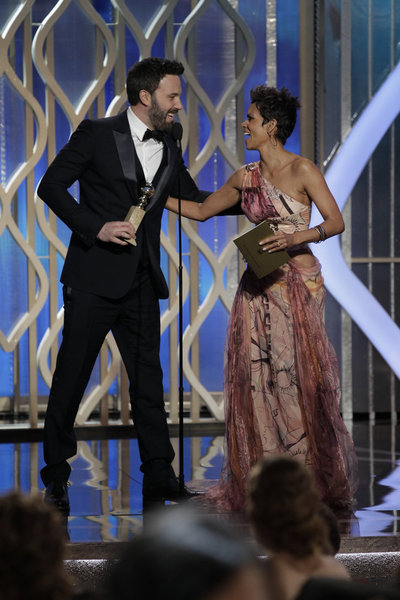 Ben Affleck and Halle Berry